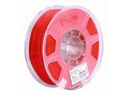 PLA+ нить ESUN 1.75 мм Красный Т0026295, 1 КГ