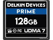 Карта памяти Delkin Devices Prime CF 128GB UDMA7 1050X [DDCFB1050128]