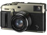 Беззеркальный фотоаппарат Fujifilm X-Pro3 Body (DR серебристый)