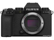 Беззеркальный фотоаппарат Fujifilm X-S10 Body (черный)