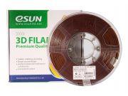 PLA+ нить ESUN 1.75 мм Коричневый Т0026309, 1 КГ