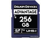 Карта памяти Delkin Devices Advantage SDXC 128GB 633X UHS-I V30 [DDSDW633128GB]