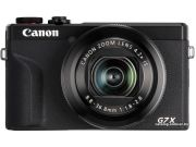Цифровая фотокамера Canon PowerShot G7 X Mark II (черный)