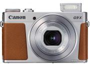 Цифровая фотокамера Canon PowerShot G9 X Mark II (серебряный)