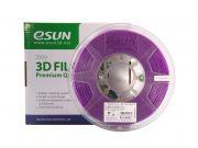 PLA+ нить ESUN 1.75 мм Фиолетовый Т0026304, 1 КГ