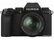 Беззеркальный фотоаппарат Fujifilm X-S10 Kit 18-55mm (черный)