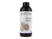 Фотополимер HARZ Labs Dental Model Beige, бежевый (1 кг)
