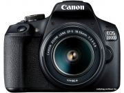 Цифровая фотокамера Canon EOS 2000D EF-S 18-55 III kit