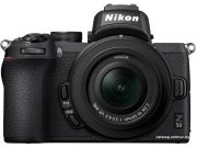 Беззеркальный фотоаппарат Nikon Z50 Kit 16-50mm + FTZ Adapter