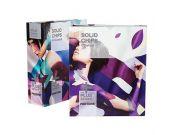 Набор цветовых справочников (книги с отрывными образцами) Solid Chips Coated & Uncoated