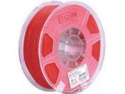 PLA нить ESUN 1.75 мм Красный Т0025298, 1 КГ