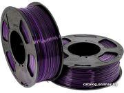 U3Print GF PETG 1.75 мм 1000 г (фиолетовый, светопропускающий)