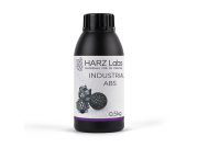 Фотополимер HARZ Labs Industrial ABS, черный (0,5 кг)
