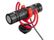 Boya BY-MM1 PRO Двухкапсюльный конденсаторный микрофон-«пушка»