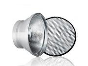 Комплект Elinchrom Grid Set 18 см рефлектор с одним сотовым фильтром 18 см 30 град.
