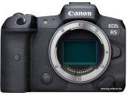 Беззеркальный фотоаппарат Canon EOS R5 Body