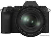 Беззеркальный фотоаппарат Fujifilm X-S10 Kit 16-80mm (черный)
