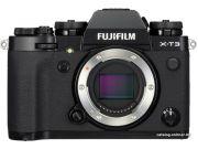 Беззеркальный фотоаппарат Fujifilm X-T3 Body (черный)