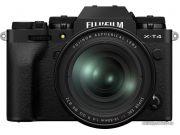 Беззеркальный фотоаппарат Fujifilm X-T4 Kit 16-80mm (черный)