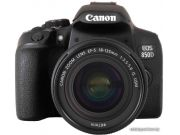 Цифровая фотокамера Canon EOS 850D EF-S 18-135 IS USM kit (Black)