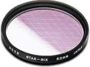 Светофильтр Hoya STAR-SIX 58mm in sq.case