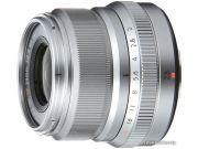 Объектив FUJINON XF23mm F2 R WR (серебристый)