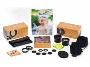 Набор аксессуаров Lensbaby Accessory Kit (Wide angle, Tele kit, Macro kit, Creative aperture kit)