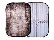 Фон складной Lastolite LL LB5718 окисленный металл/контейнер (1,5х2,1м)