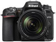 Зеркальный фотоаппарат Nikon D7500 Kit 18-140mm VR