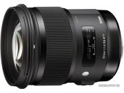 Объектив Sigma 50mm F1.4 DG HSM Art Canon EF
