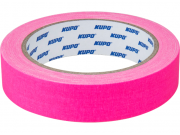 KUPO CS-2415PK Cloth Spike Tape, pink 24mm*13,72m Скотч розовый