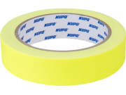 KUPO CS-2415Y Cloth Spike Tape, yellow 24mm*13,72m Скотч желтый