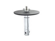KUPO KS-040 9/8'' (28 mm) Pin (M10 And Plate). Адаптер - переходник