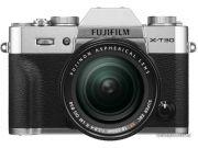 Беззеркальный фотоаппарат Fujifilm X-T30 Kit 18-55mm (серебристый)