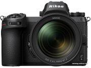 Беззеркальный фотоаппарат Nikon Z6 Kit 24-70mm S + переходник FTZ