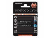 Аккумулятор Panasonic Eneloop BK-4HCDE/2BE 900 mAh 2шт AAA
