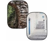 Фон складной Lastolite LL LB5741 арка/ступени (1,5х2,1м)
