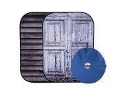 Фон складной Lastolite LL LB5717 жалюзи/дверь (1,5x2,1 м)