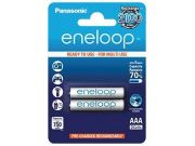 Аккумулятор Panasonic Eneloop BK-4MCCE/2BE 750 mAh 2шт AAA