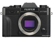 Беззеркальный фотоаппарат Fujifilm X-T30 Body (черный)