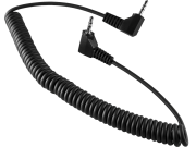 AJA Coiled LANC Cable