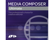 Avid Media Composer   Ultimate 1-Year Subscription NEW (Electronic Delivery)