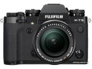 Беззеркальный фотоаппарат Fujifilm X-T3 Kit 18-55mm (черный)