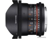Объектив Samyang 12mm T3.1 VDSLR ED AS NCS Fish-eye для Sony E