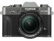 Беззеркальный фотоаппарат Fujifilm X-T30 Kit 18-55mm (угольно-серебристый)